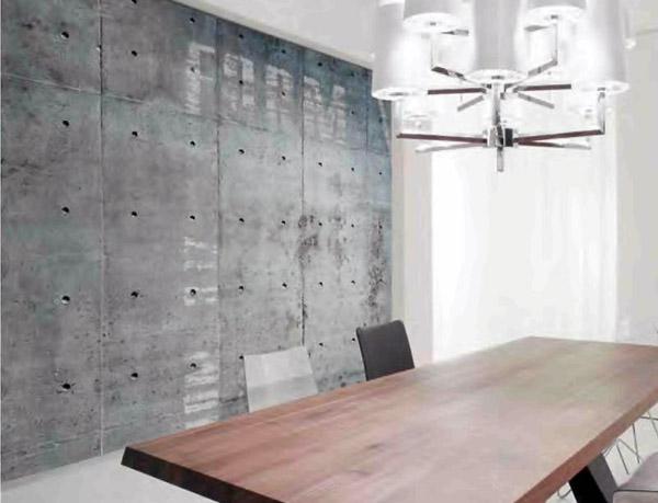 Имитации бетонной поверхности